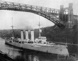 39945 - Крейсеры в период ПМВ.