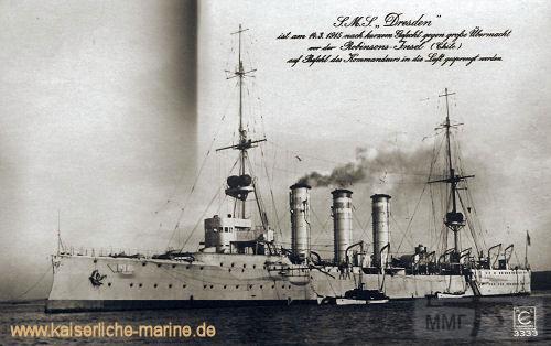 39946 - Крейсеры в период ПМВ.