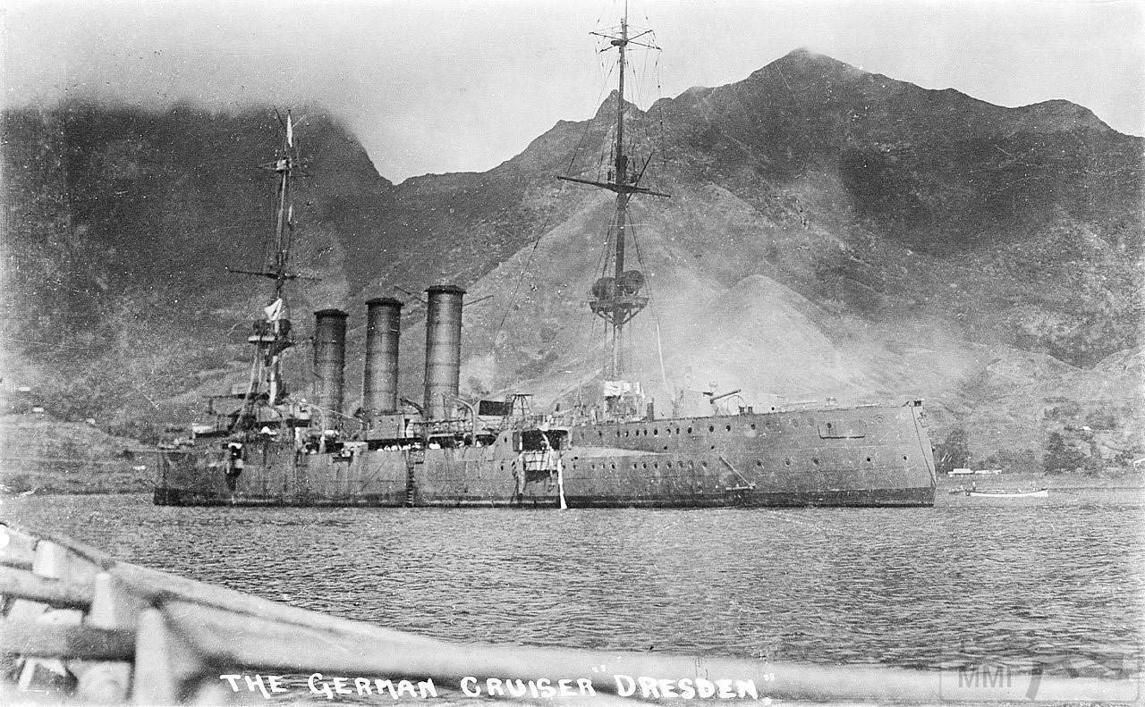 39947 - Крейсеры в период ПМВ.