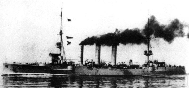 39948 - Крейсеры в период ПМВ.