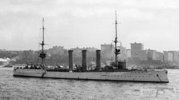 39950 - Крейсеры в период ПМВ.