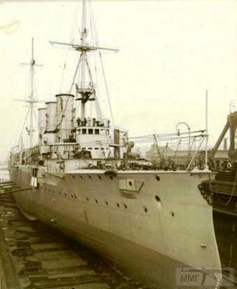 39958 - Крейсеры в период ПМВ.