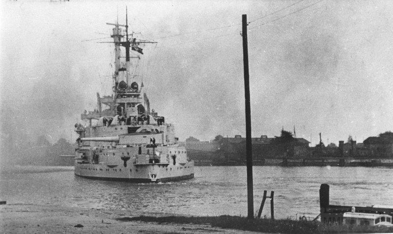 3996 - Германский флот 1914-1945