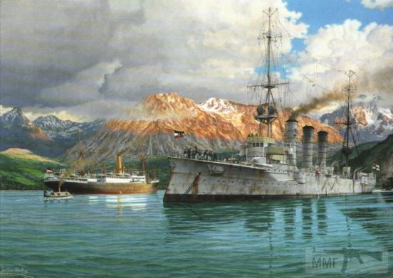 39960 - Крейсеры в период ПМВ.