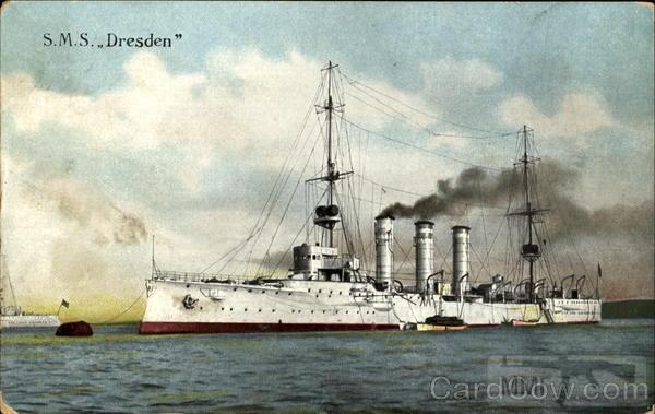39961 - Крейсеры в период ПМВ.