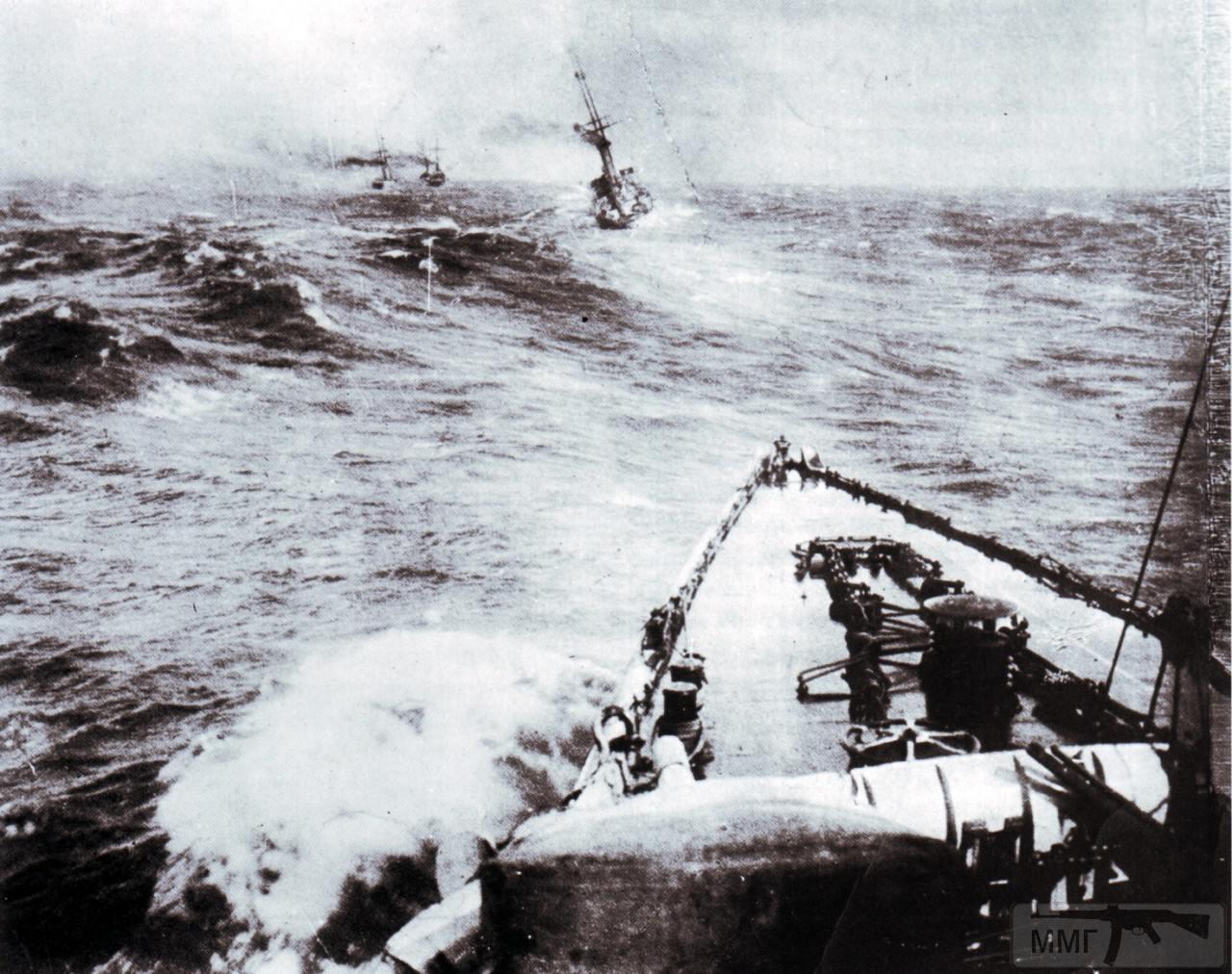 39962 - Крейсеры в период ПМВ.