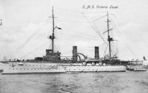 39966 - Крейсеры в период ПМВ.
