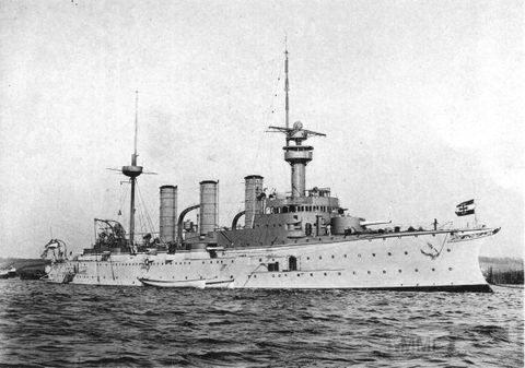 39970 - Крейсеры в период ПМВ.