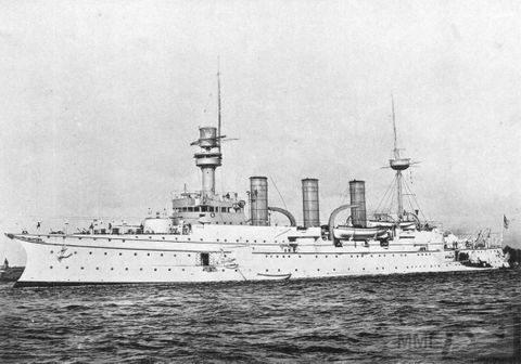 39971 - Крейсеры в период ПМВ.