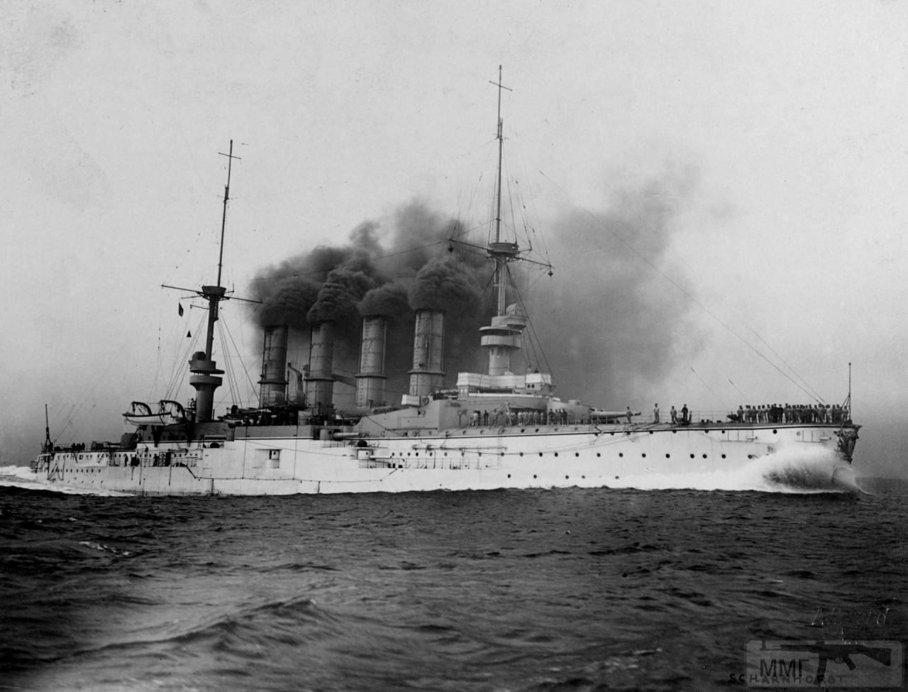 39976 - Крейсеры в период ПМВ.