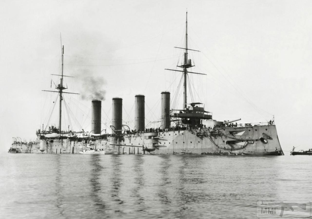 39978 - Крейсеры в период ПМВ.