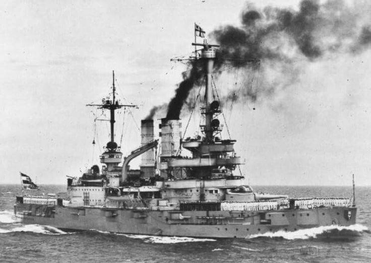 3998 - Германский флот 1914-1945