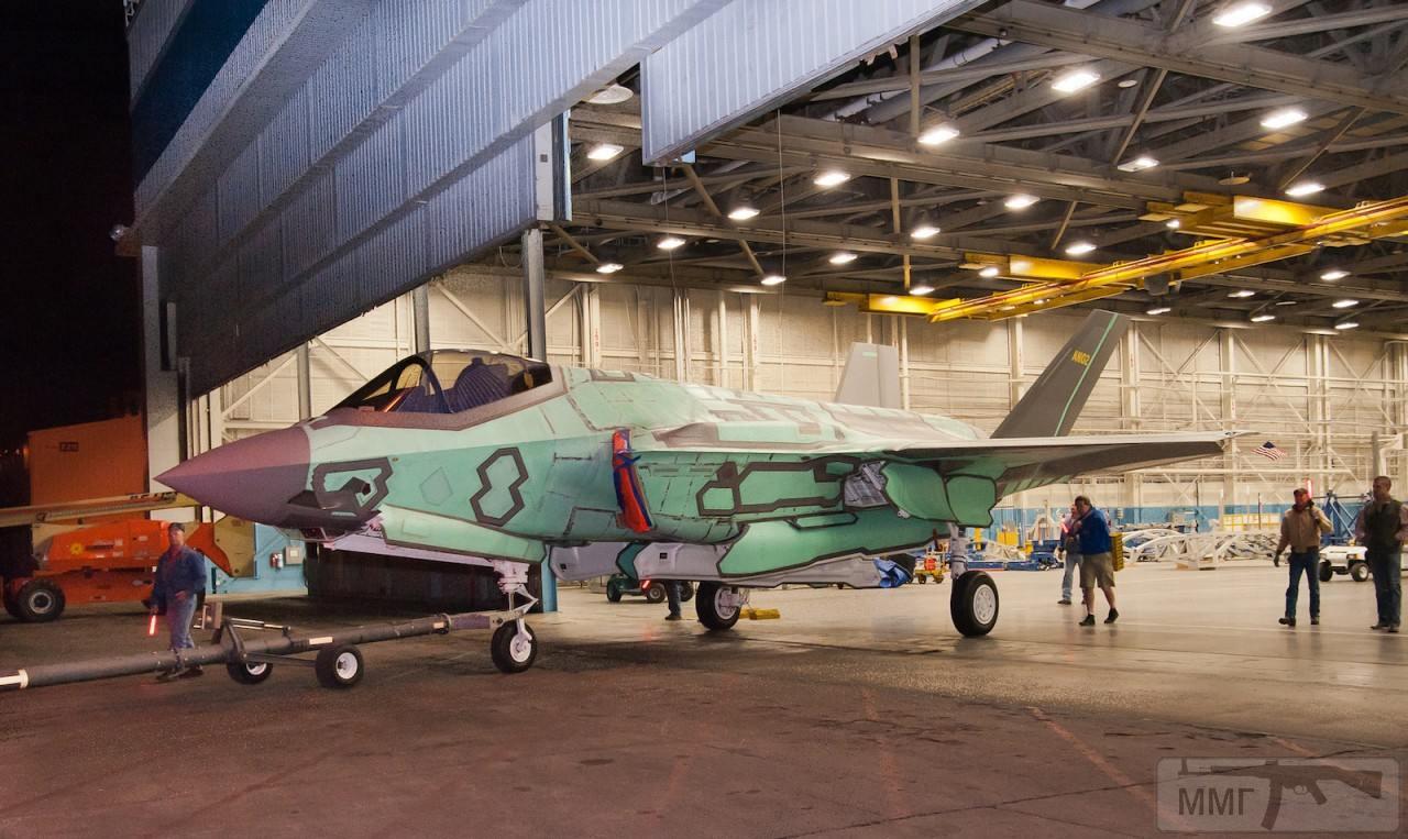 40027 - F-35 и программа JSF