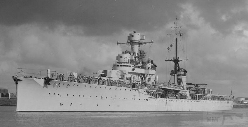 4003 - Легкий крейсер Armando Diaz
