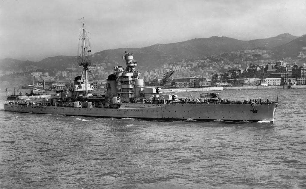 4005 - Regia Marina - Italian Battleships Littorio Class и другие...