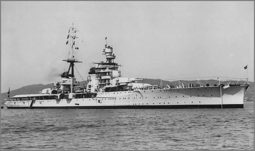 4006 - Regia Marina - Italian Battleships Littorio Class и другие...