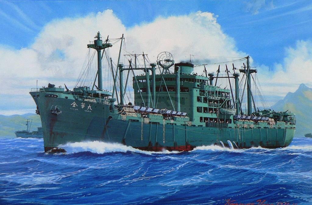 401 - Японский Императорский Флот