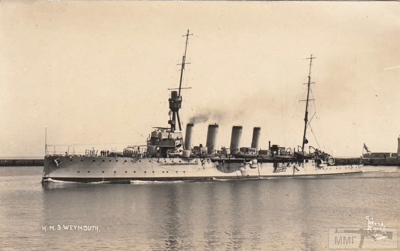 40115 - HMS Weymouth