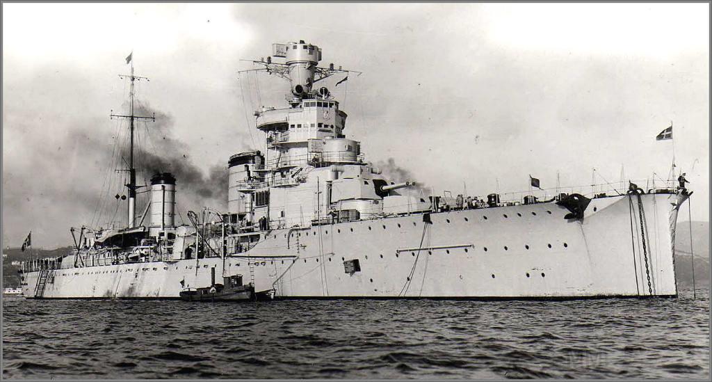 4014 - Italian light cruiser Giovanni delle Bande Nere