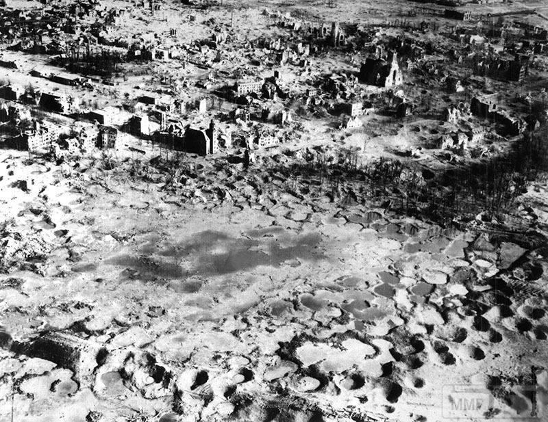 40150 - Стратегические бомбардировки Германии и Японии