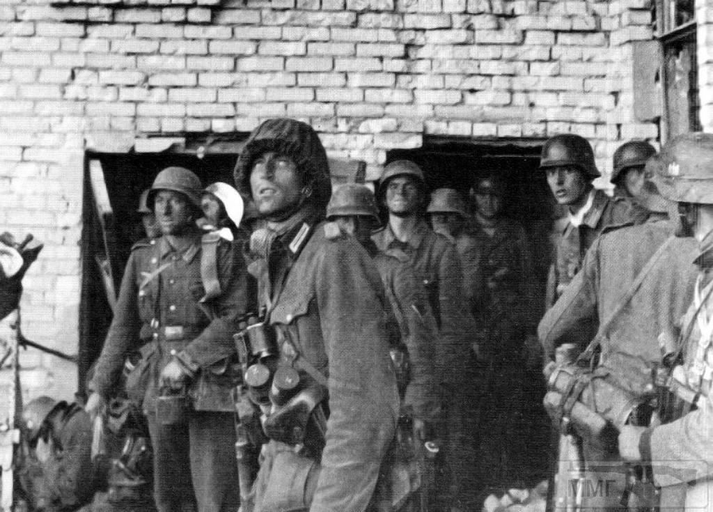 40154 - Военное фото 1941-1945 г.г. Восточный фронт.