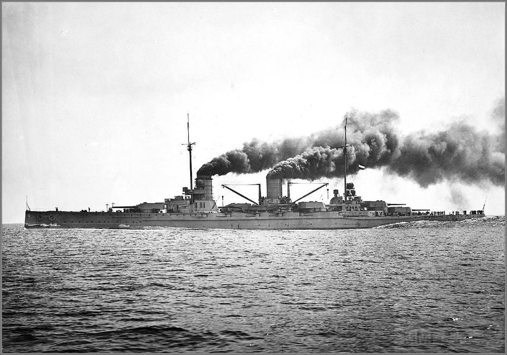 4016 - Moltke-class battlecruiser SMS Goeben