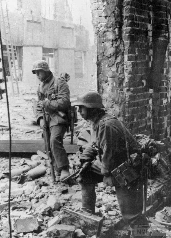 40161 - Военное фото 1941-1945 г.г. Восточный фронт.