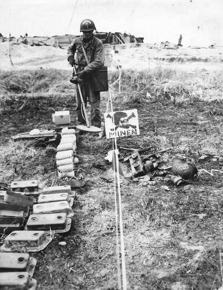 40164 - Военное фото 1939-1945 г.г. Западный фронт и Африка.