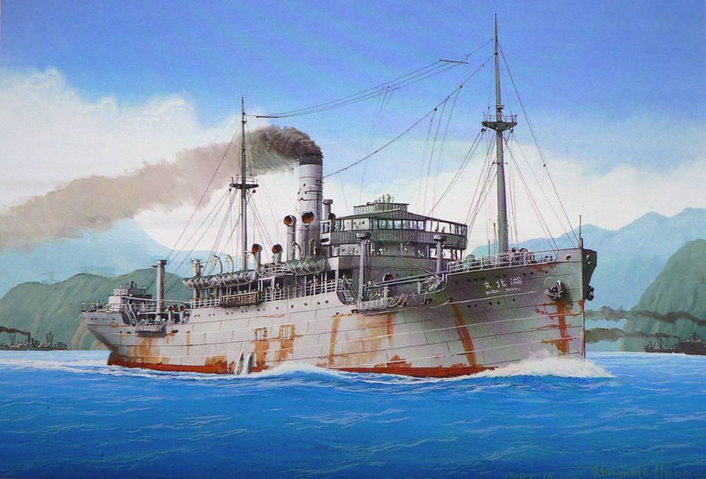402 - Японский Императорский Флот