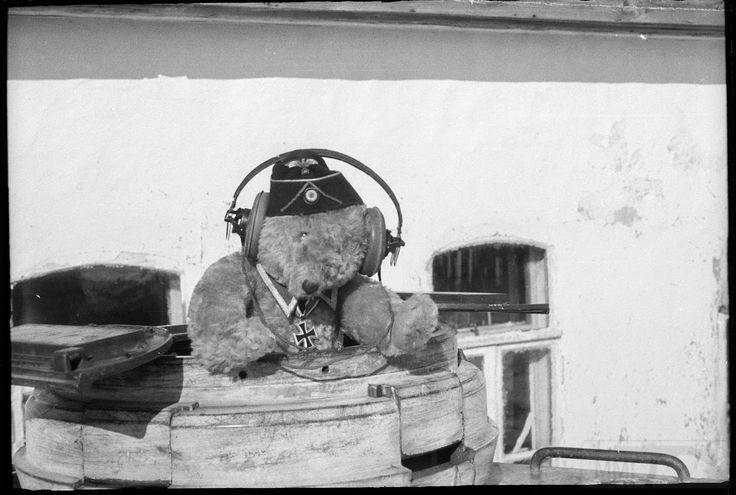 4021 - Великие и не очень танкисты Германии