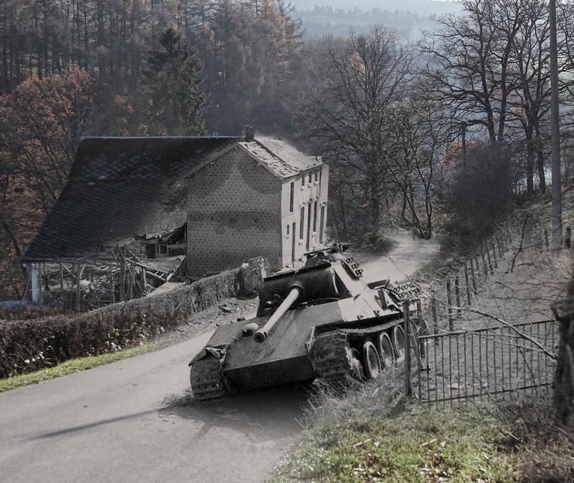 4022 - Achtung Panzer!