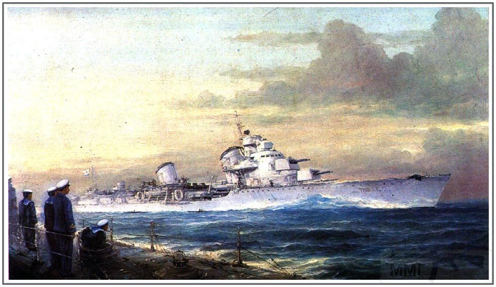 4025 - Regia Marina - Italian Battleships Littorio Class и другие...