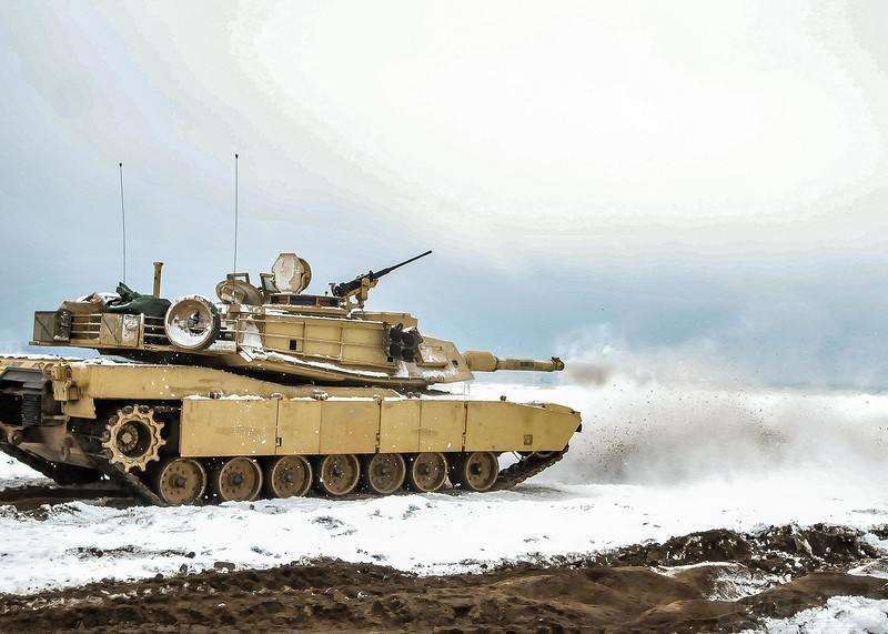 4028 - Современные танки