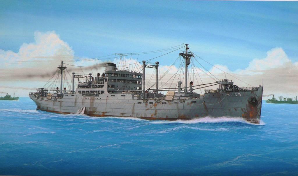 404 - Японский Императорский Флот