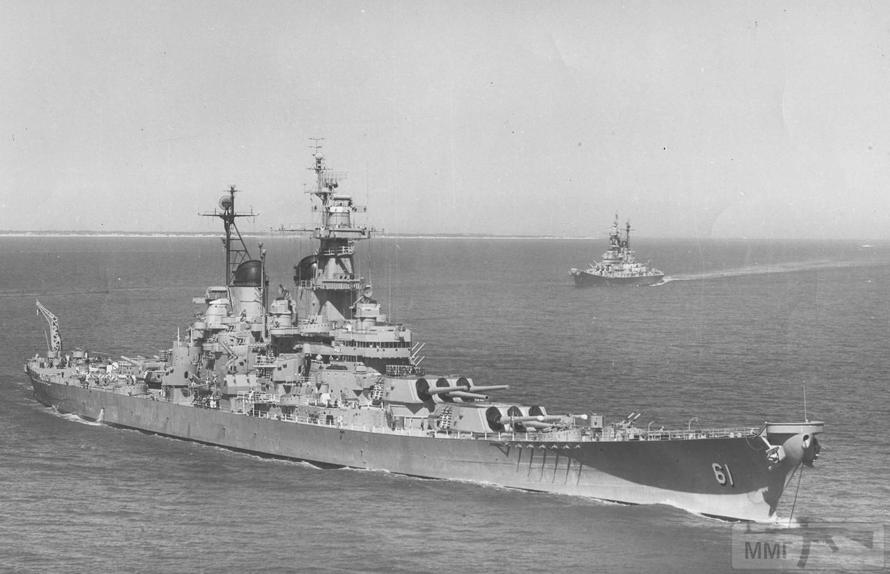 40583 - USS Iowa (BB-61) и USS New Jersey (BB-62)