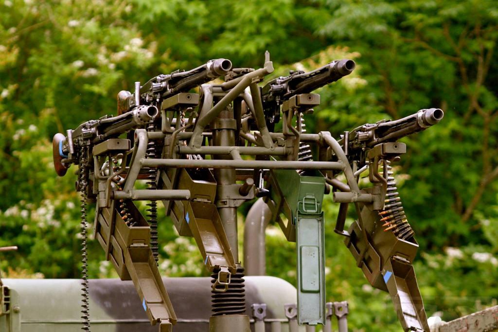 4060 - MG-42 Hitlersäge (Пила Гитлера) - история, послевоенные модификации, клейма...