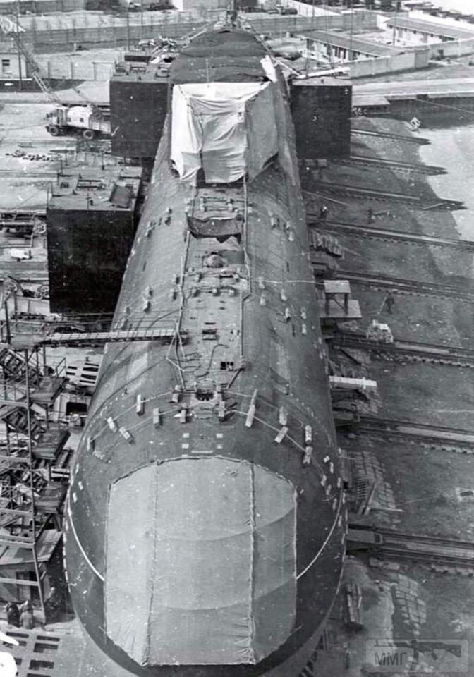 40614 - Атомные субмарины.
