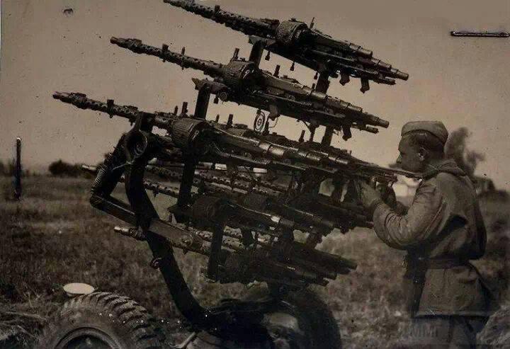 4062 - Все о пулемете MG-34 - история, модификации, клейма и т.д.