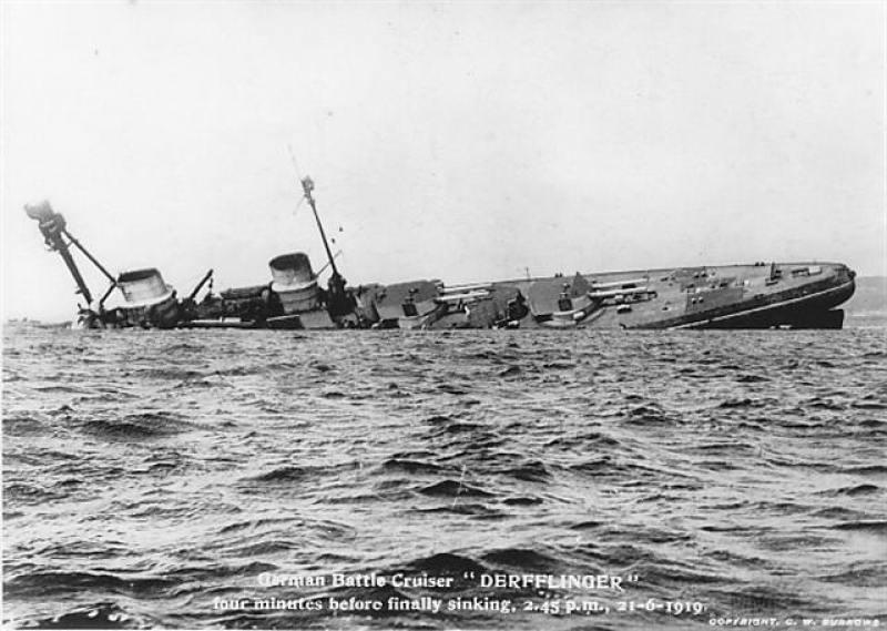 4070 - Германский флот 1914-1945