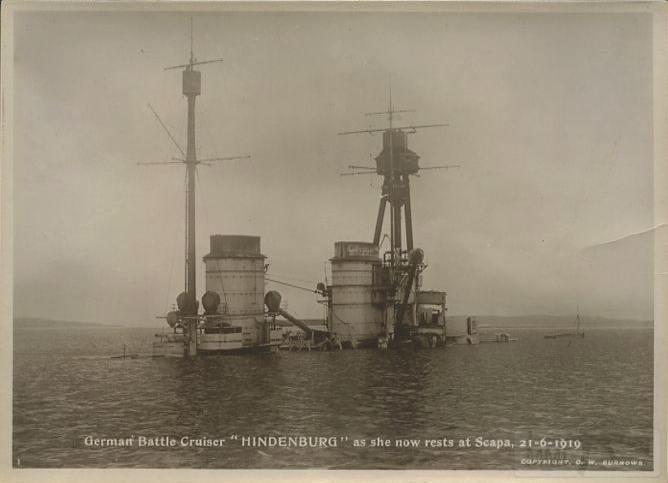 4072 - Германский флот 1914-1945
