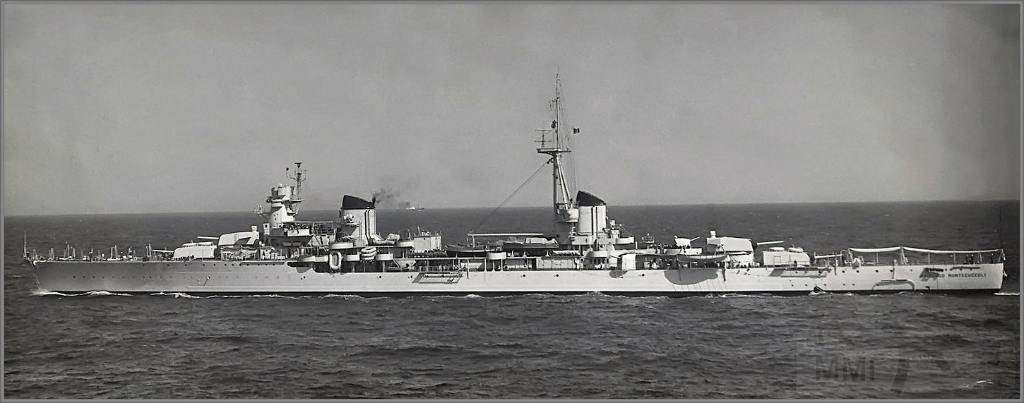 4073 - Italian light cruiser Raimondo Montecuccoli
