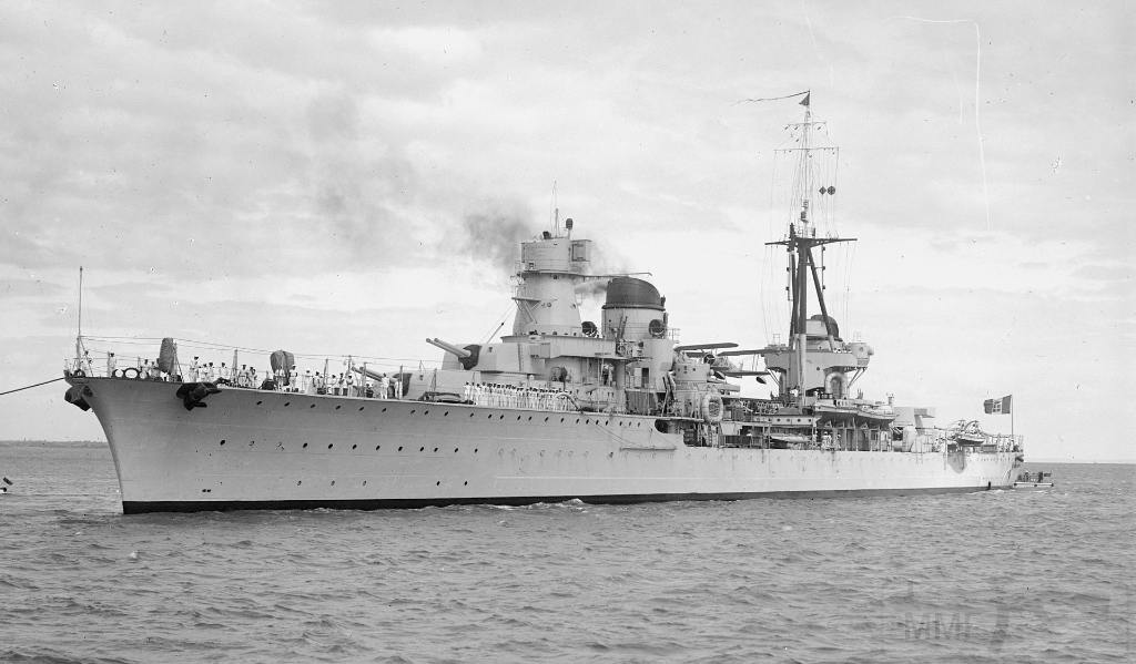 4074 - Italian light cruiser Raimondo Montecuccoli