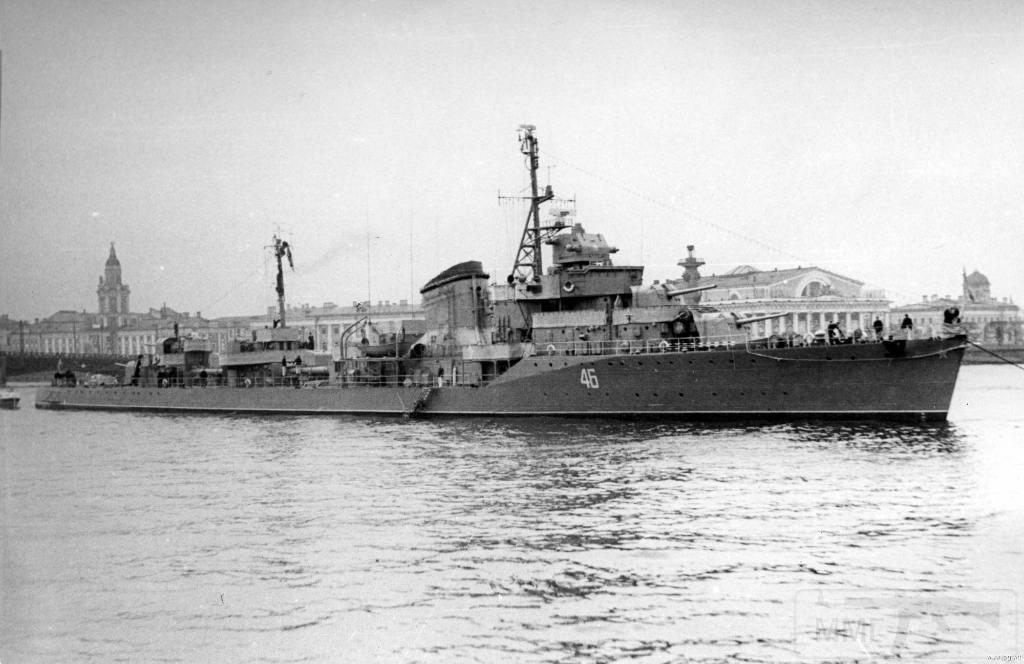 4079 - Советский эсминец 7-й серии