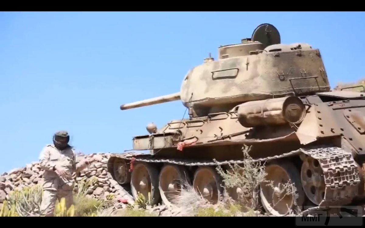 40813 - Послевоенное использование советской бронетехники WW2