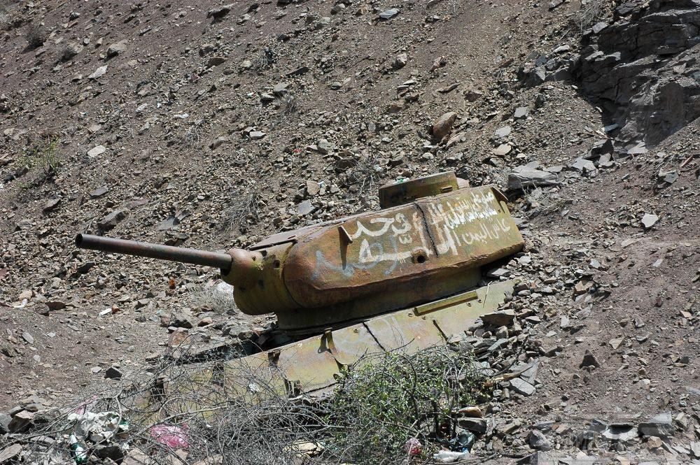 40816 - Послевоенное использование советской бронетехники WW2