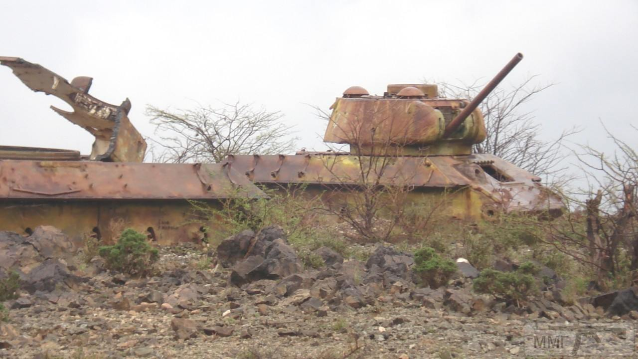40823 - Послевоенное использование советской бронетехники WW2