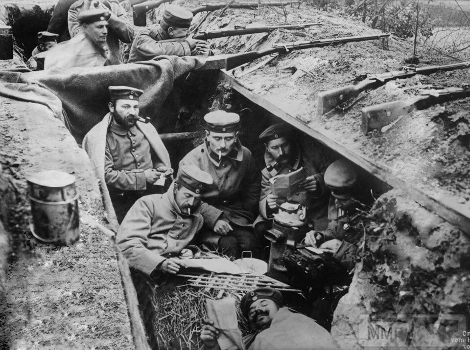 41049 - Военное фото. Западный фронт. 1914-1918г.г.