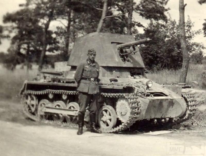 4125 - САУ Вермахта