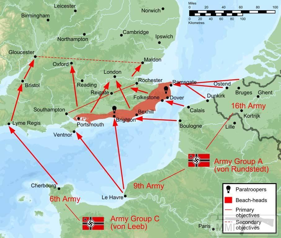 41293 - «Змей Мидгарда». Как Третий рейх хотел достать Великобританию из-под земли