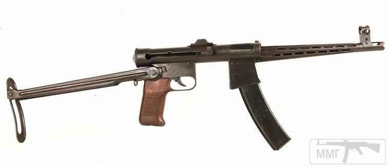 41365 - Редкие пистолет-пулемёты.